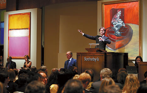 Auction houses