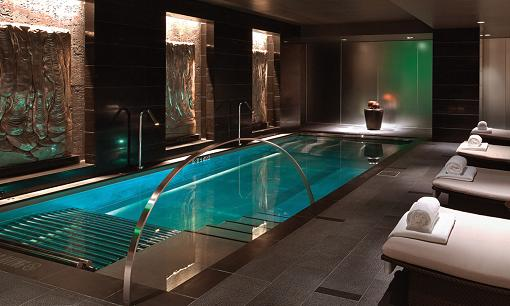 Luxury spas